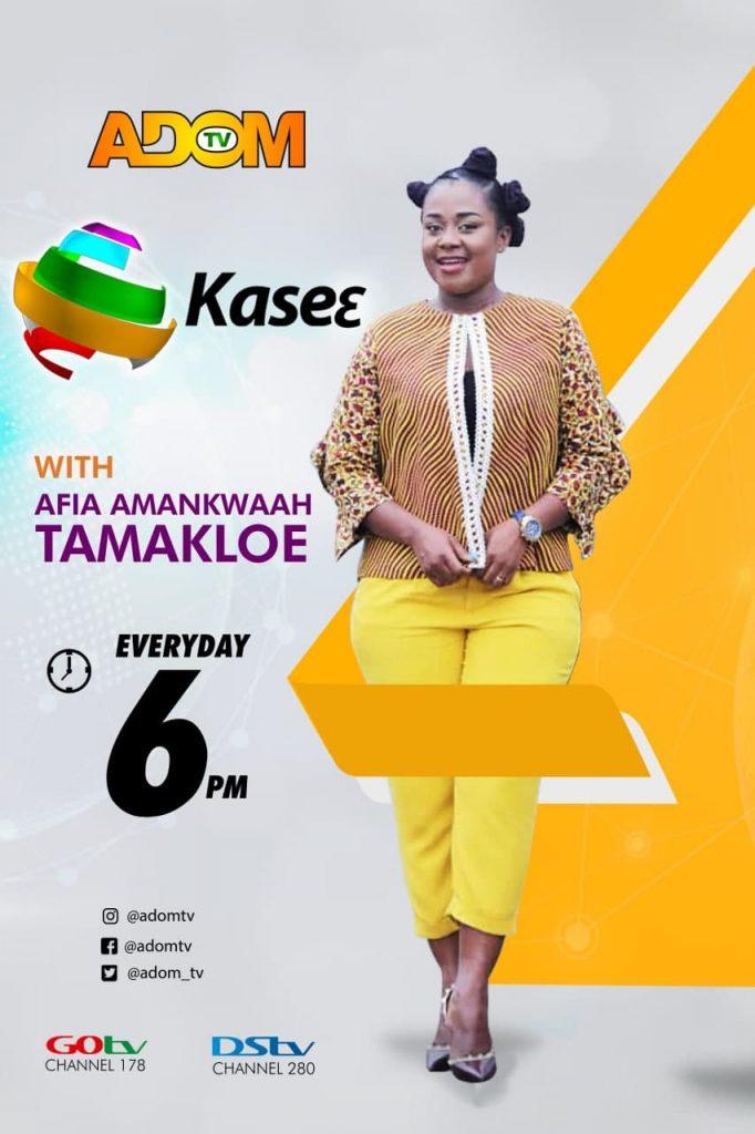 Kaseɛ on Adom TV