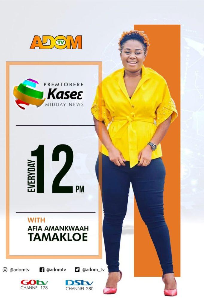 Premtobere Kaseɛ on Adom TV