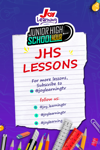 JHS LESSONS