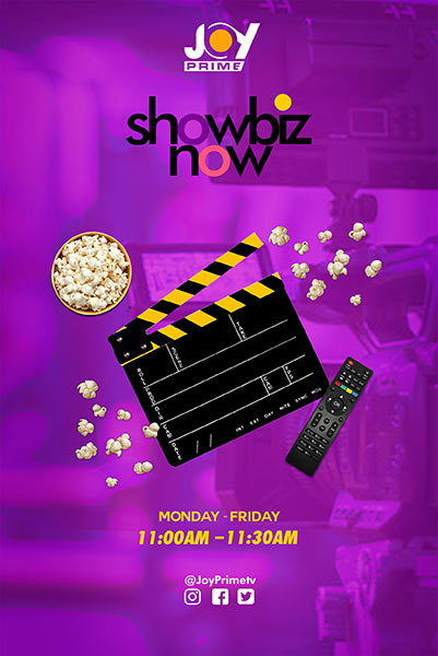 Showbiz Now Joy Prime